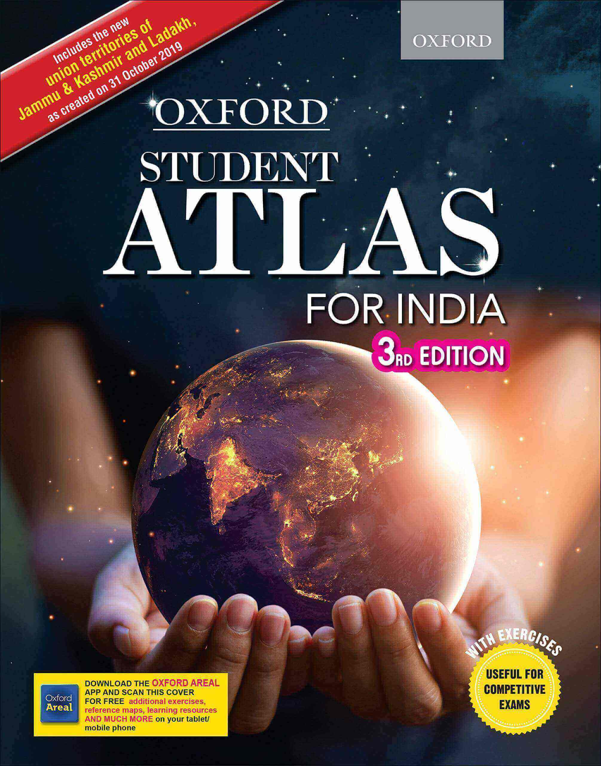 Oxford Student ATLAS for India-Third Edition